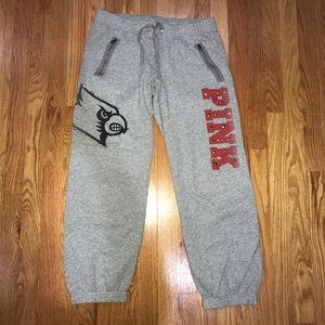 VS Pink Louisville Joggers